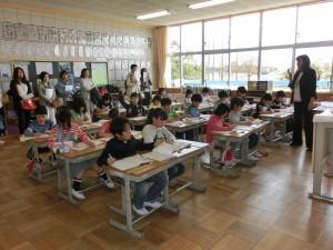 4.15授業参観4