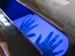 手洗い大作戦 (1)