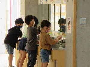 手洗い大作戦 (3)